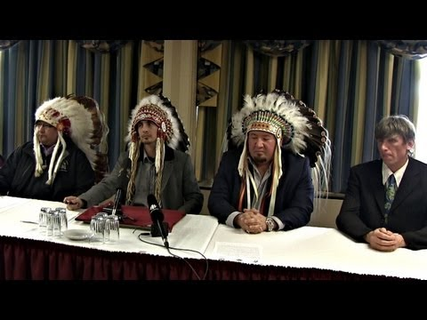 News Conference: First Nations, Environmentalists Oppose HudBay's Reed Lake Mine