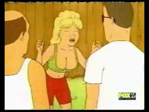king of the hill peggy naked