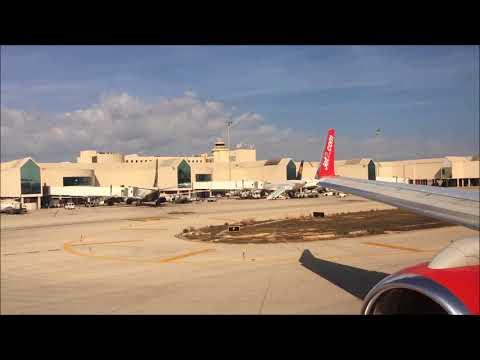 Jet2 Boeing 757-27B |Palma De Majorca to Manchester |*Full Flight* |*Bad Weather Landing*