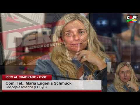 Schmuck: Buscamos rosarinos comprometidos