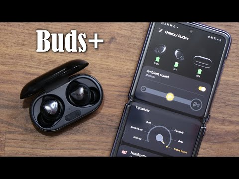 Samsung Galaxy Buds+ Plus - All New Features, Tips And Tricks