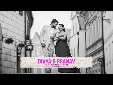 Divya & Pranav - Pre-Wedding Film (Prague, Czech Republic)