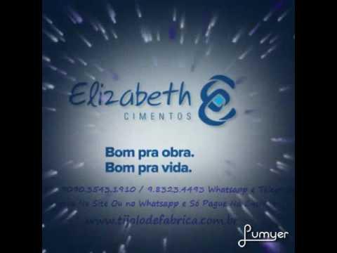 db4f8a1b5 Cimento Elizabeth Direto da Fábrica - YouTube