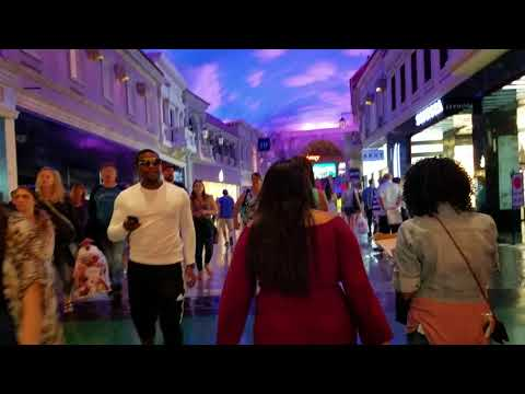 Caesars Forum Shops Las Vegas Part One