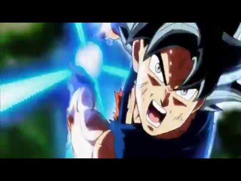 Goku Ultra Instinct vs Kefla AMV skillet   Awake and A