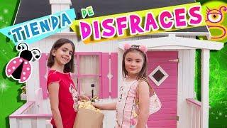Mi TIENDA de DISFRACES en ARANTXA CITY 🏡🚗 con Los Juguetes de ARANTXA thumbnail
