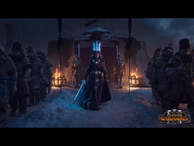 REACCIONANDO al TRAILER DE WARHAMMER 3 TOTAL WAR - Conquer Your Daemons