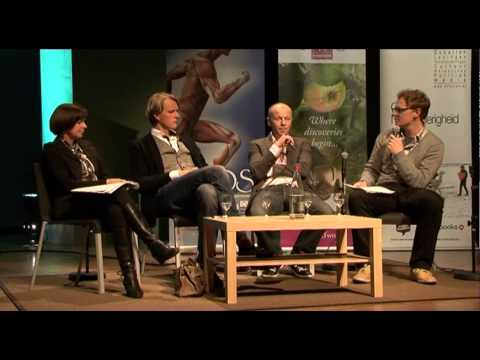 Science fraud, discussion: Daniele Fanelli, Joeri Tijdink, Marie-Christine Janssens