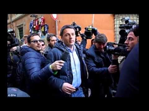Italy to swear in new Prime Minister Matteo Renzi -  22 February 2014