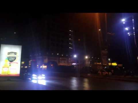 Karachi at night.. the city of light's