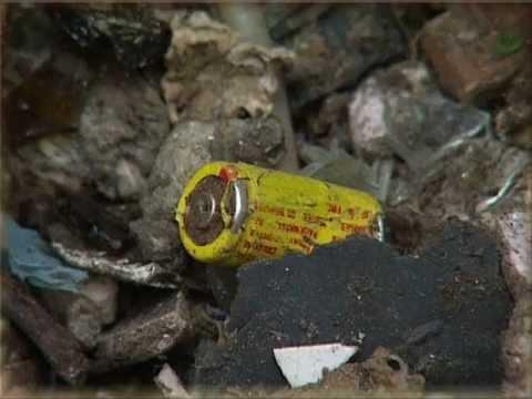 Безотходная переработка мусора