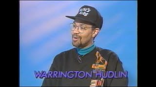 Dialogue with Black Filmmakers - Warrington Hudlin (1992)