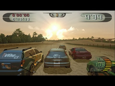 Global Touring Challenge: Africa PS2 Gameplay HD (PCSX2)