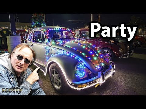 How to Have a Party in Your Car