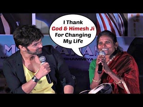 Ranu Mandal Speaking Fluent ENGLISH Will Shock You | Teri Meri Kahani Song Launch