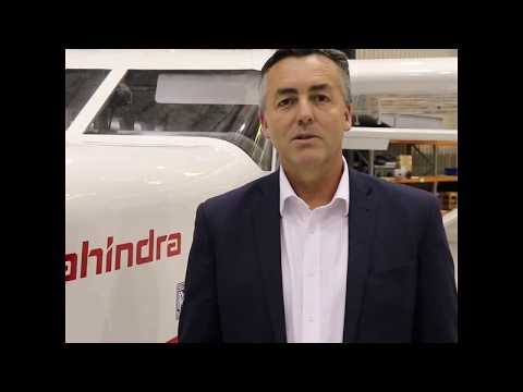 GippsAero Airvan 10 formally receiving type certification