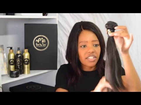 Spot Fake hair -  HairTalkswithSisi from South Africa - YouTube 7f7e17b1a6ad