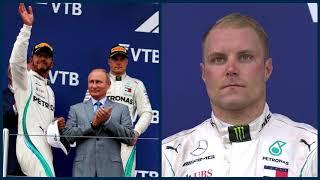 Боттас стал рабом Льюиса, триумф Путина и гений Макса в Сочи (Гран-При России 2018 Формула-1)
