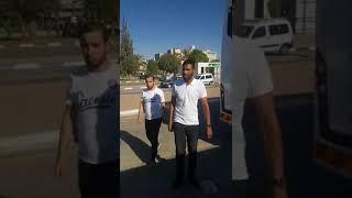 פעילי ב''ש בדרך להפגנה נגד חוק הלאום / צילום: غدير هاني  - גאדיר האני בפייסבוק / ברנז'ה חדשות