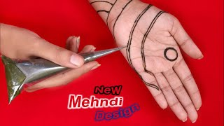 Top Class Beautiful Mehndi Design For Hand Easy | Mehndi Designs 2018 New Style Simple
