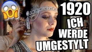 Ich werde komplett umgestylt - auf 1920 😱❤️
