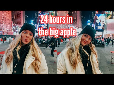 My First Time To New York City!!! VLOG!