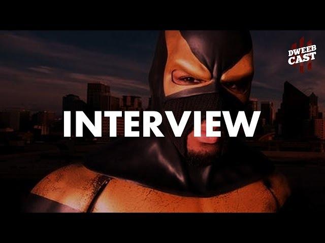 Phoenix Jones on DweebCast: The Real Life Super Hero | #1 | DweebCast