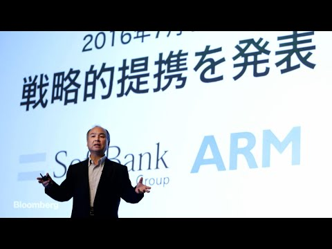 SoftBank CEO Says ARM Will Be More Valuable Than Google