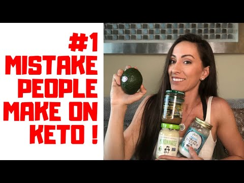 keto-for-beginners---#1-mistake-people-make-on-keto-diet-is-not-eating-enough-fat!