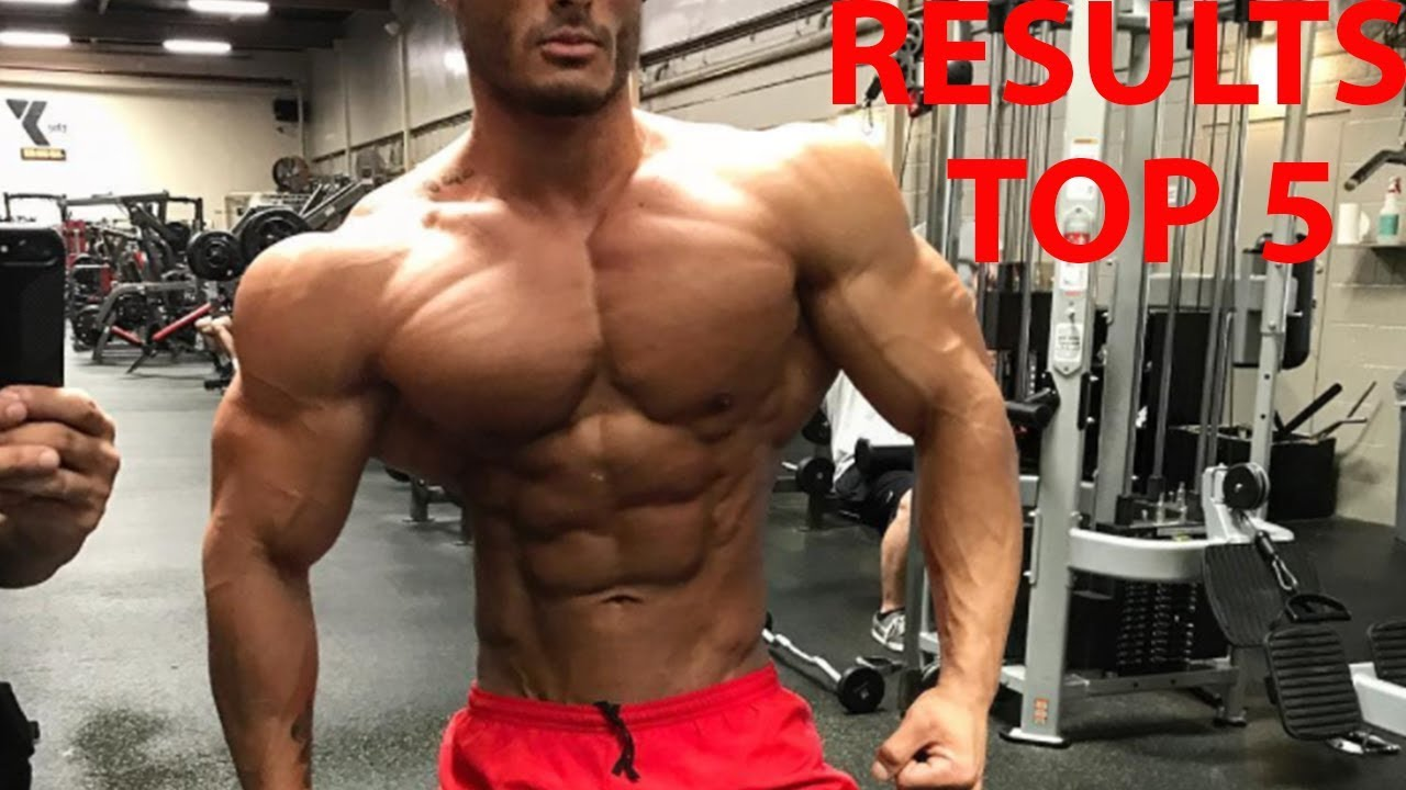 Mr Olympia Results- TOP 5 Men's Physique 2017 - Fitness motivation