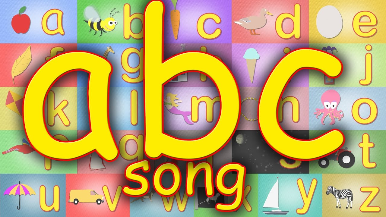 The Abc Song For Children Toddler Fun Learning Youtube
