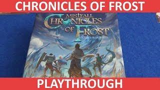 Mistfall: Chronicles of Frost - Playthrough
