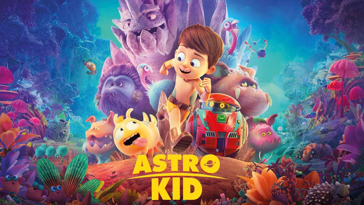 Astro Kid - Official Trailer