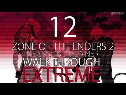 Zone of the Enders 2: The Second Runner - Extreme - Neith Boss III