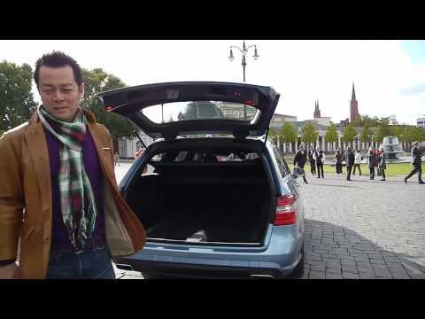 日本でも導入が始まったメルセデス・ベンツEクラスワゴン。昨年行われた国際試乗会の模様を動画でお伝えします。