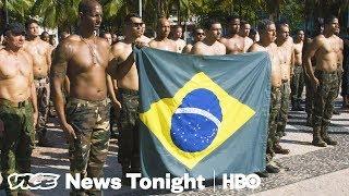 Brazil's Far-Right & Cop Murder Conviction: VICE News Tonight Full Episode (HBO)