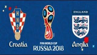 Croația-Anglia