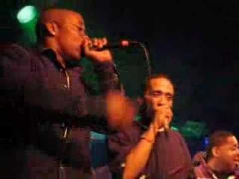 Brand Nubian - Punks Jump Up To Get Beat Down Live
