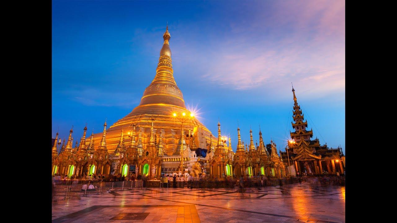 Tập 2 – Trái Tim Shwedagon [HD] – Ánh Đạo Vàng – Ký Sự Phật Giáo Myanmar