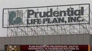 24 Oras: Planholders Ng Prudentiallife, Sumugod Sa Opisina Nito Sa Makati