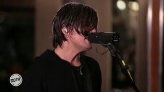 "Autolux performing ""Selectallcopy"" Live on KCRW"