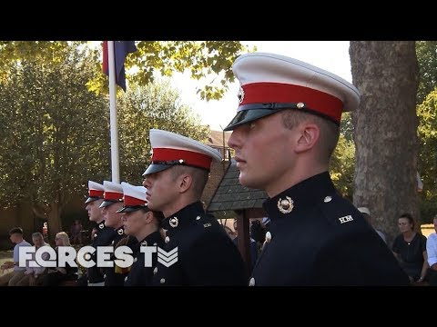 Royal Marines Celebrate The Latest Graduates From Their School Of Music | Forces TV