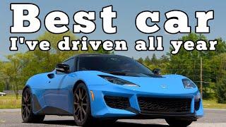 homepage tile video photo for 2020 Lotus Evora GT: Regular Car Reviews