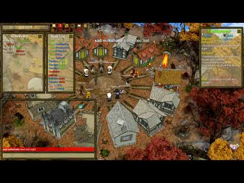 Town of Salem Stream 7 - HELLO EVERYONE I'M THE WITCH