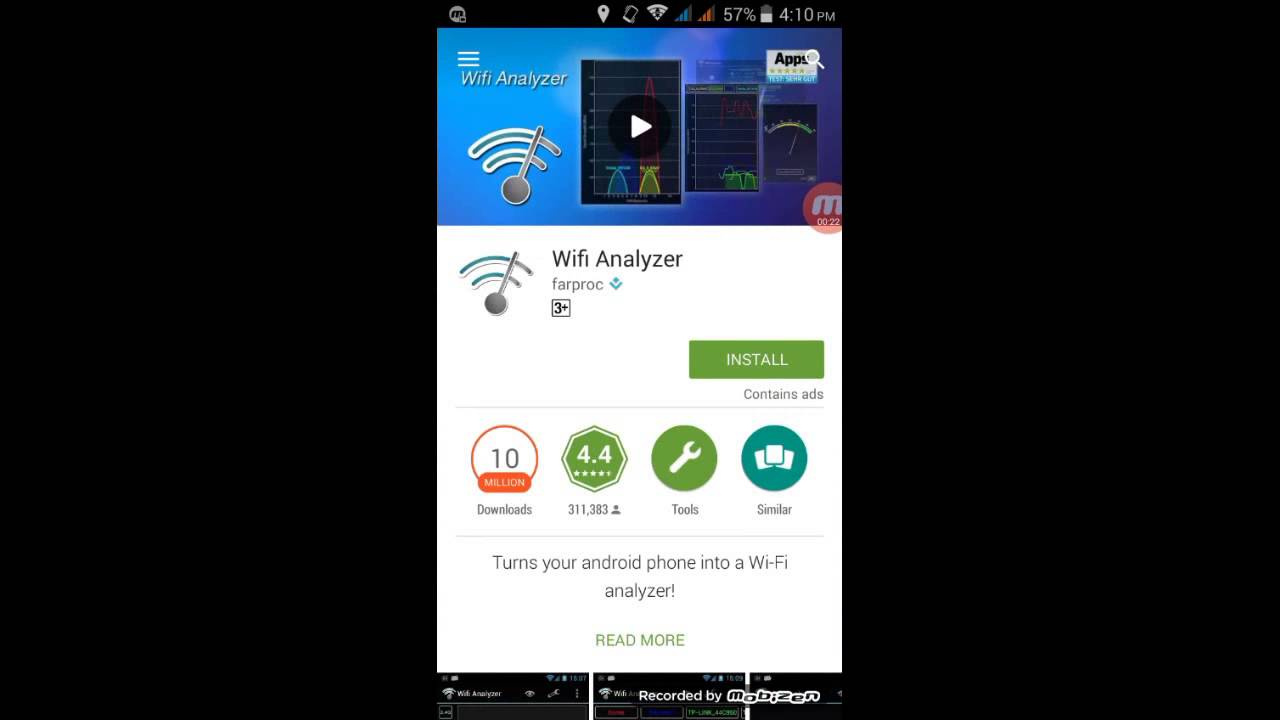 how to change your ip address on android