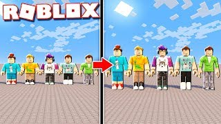ROBLOX LIFE SIMULATOR! (Growing Up)