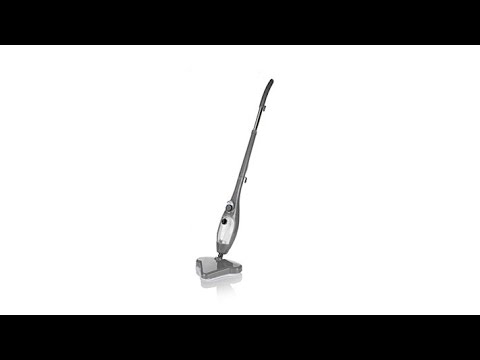 H2O Mop X5 Steam Cleaner with Elite Accessories and Mitt
