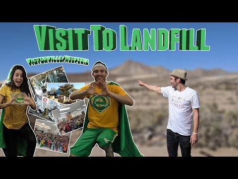 Visiting Landfill In Victorville/Hesperia