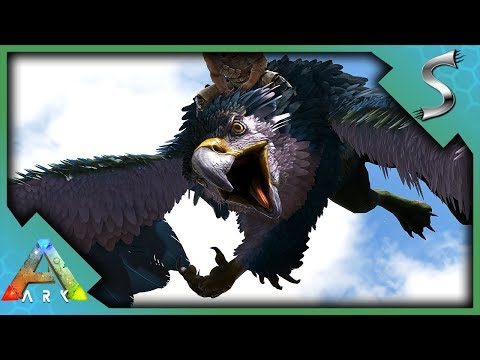 TRAVELLING TO RAGNAROK! EASTER GRIFFIN TAMING! - Ark: Survival Evolved [S4E122]