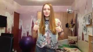 Первый vlog:))привет,мир!)